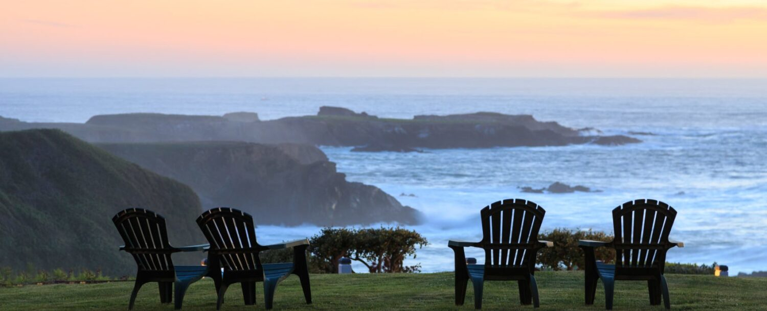 Mendocino coast | Labor Day in Mendocino