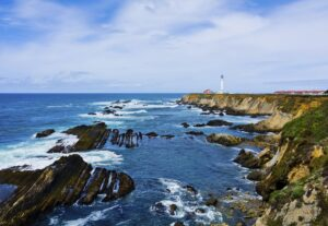 Mendocino Lighthouses