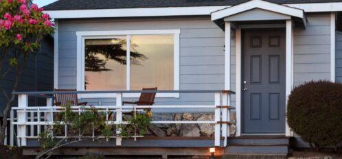 Book a cottage in Mendocino